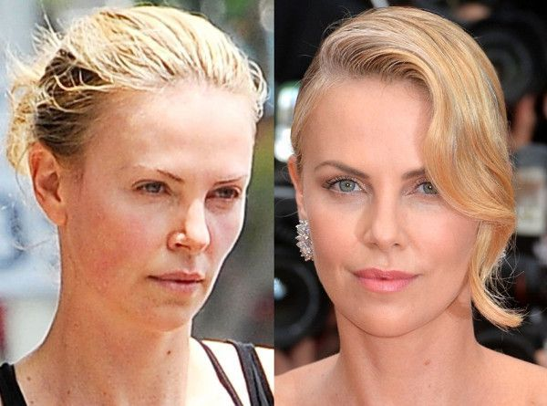 Charlize-Theron-without-and-with-makeup-768x569