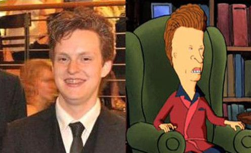real-cartoon-butthead