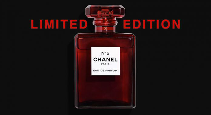 Chanel N 5 Limited Edition